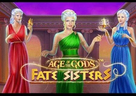 Age of the Gods: Fate Sisters – chagua mzunguko wa bonasi!