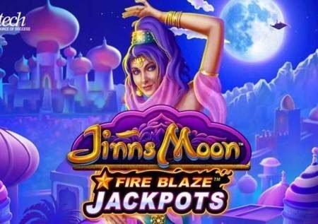 Fireblaze Jinns Moon – taa ya ajabu katika sloti mpya ya video