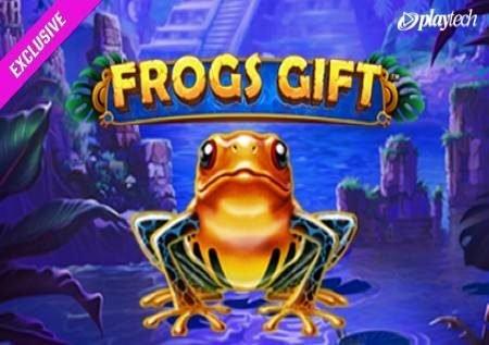 Frogs Gift – chura kama alama ya furaha katika gemu mpya ya kasino