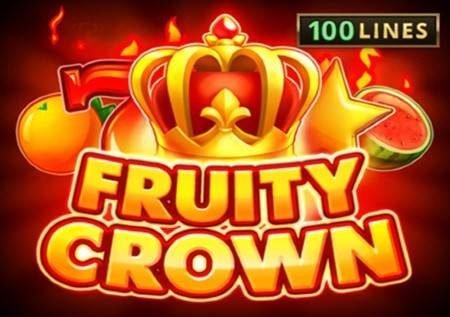 Fruity Crown – sloti bomba ambayo inang'ara ikiwa na utamu wa kifalme
