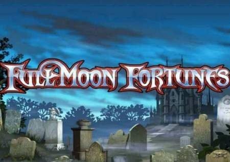 Full Moon Fortunes – sloti ya kutisha yenye vionjo kibao vya bonasi