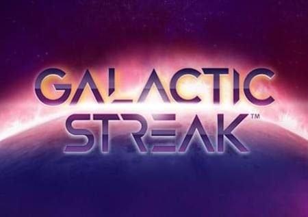 Galactic Streak – tambua dunia katika gemu ya kasino!