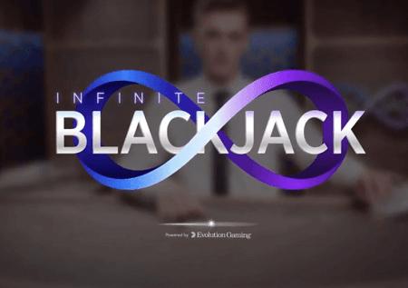 Infinite Blackjack – muunganiko wa croupier haujawahi kuwa mzuri kama ulivyo sasa!