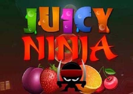 Juicy Ninja inaleta raha ya matunda katika sloti ya kasino mtandaoni!