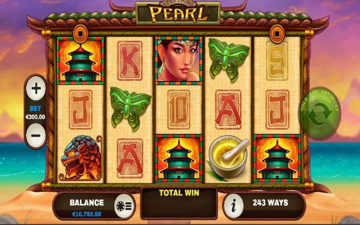 My Fair Pearl - mchezo wa kasino na maadili ya lulu!