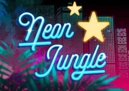 Neon Jungle – vizidisho na bonasi ya keno katika gemu ya kasino!