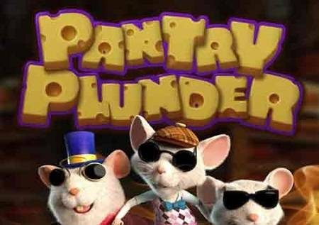 Pantry Plunder – raha isiyokoma ikiwa na bonasi kubwa!
