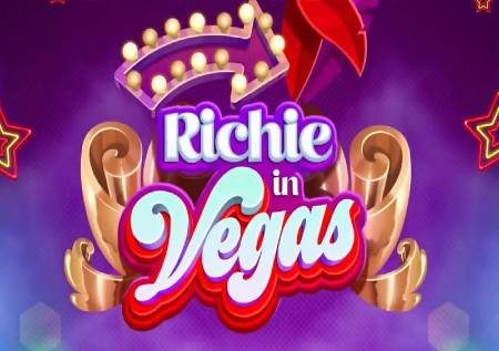 Richie in Vegas – hisi utamu wa raha ya kasino na utengeneze pesa!