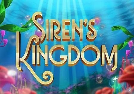 Sirens Kingdom – maisha mazuri ya baharini yanakuja katika kasino!