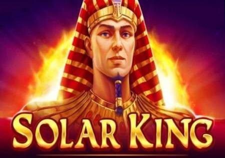 Solar King inakuzawadia ushindi wa kasino mtandaoni!