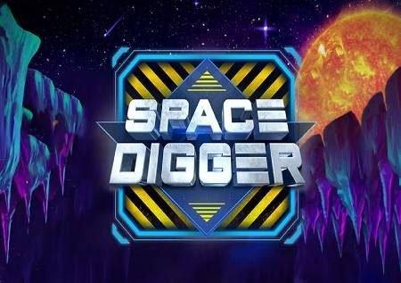 Space Digger – mambo ya angani yanayopendeza yakiwa katika gemu ya kasino!