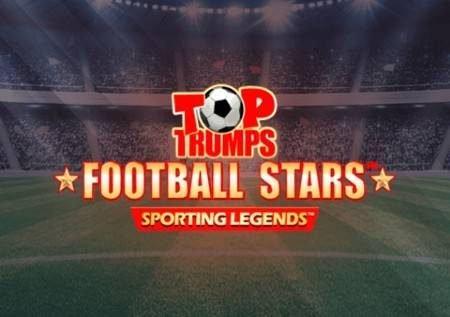 Sporting Legends: Top Trumps Football Stars