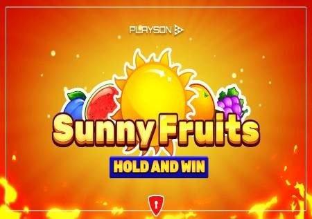 Sunny Fruits: Hold and Win – miale ya jua na jakpoti tatu