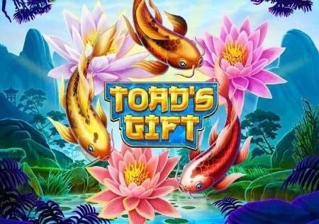 Toad's Gift – gemu ya kasino yenye raha inaleta jakpoti!