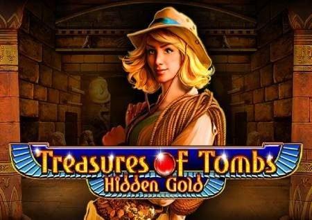 Treasures of Tombs Hidden Gold – dhahabu iliyofichwa katika sloti
