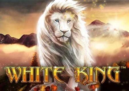 White King – simba mweupe ataleta raha isiyopimika katika wakati huu