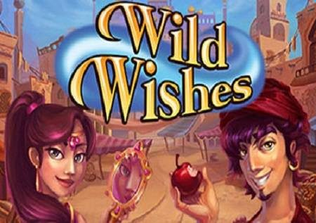 Wild Wishes – taa ya maajabu ya Aladdin inakupatia bonasi!