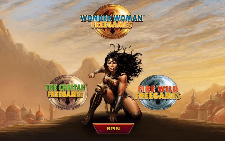 Wonder Woman anajibu