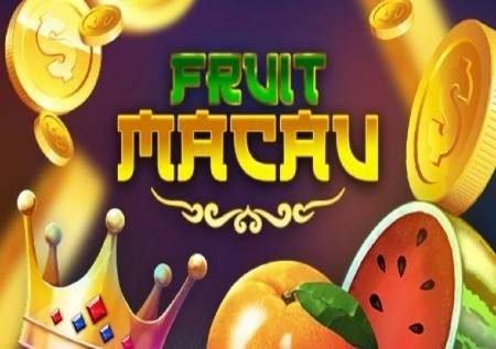 Fruit Macau – miti ya matunda ikiwa na vizidisho vinavyong'ara