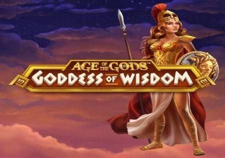 Goddess of Wisdom – mungu wa kike mwenye hekima analeta jakpoti!