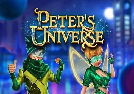 Peters Universe – sloti ya kasino ambayo inakurudisha utotoni!