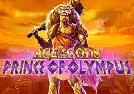 Prince of Olympus – sloti yenye bonasi nne za nguvu!