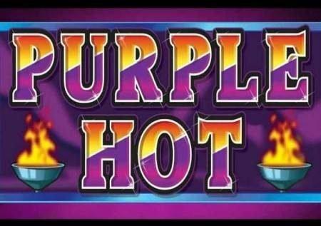 Purple Hot – sloti bomba ikiwa na jakpoti 4 zinazoendelea