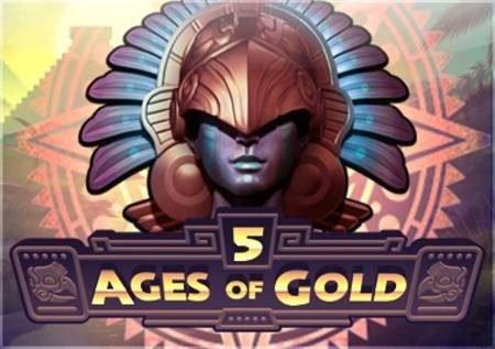 5 Ages of Gold – enzi za dhahabu za bonasi za kasino!