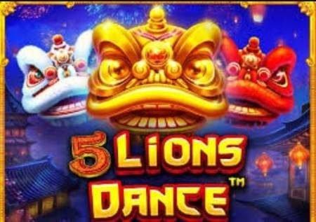 5 Lions Dance – gemu ya kasino yenye bonasi za ajabu!