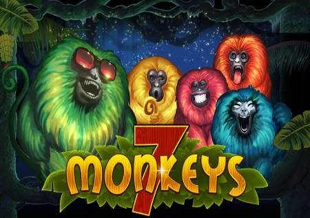 7 Monkeys – raha isiyozuilika katikati ya msitu!