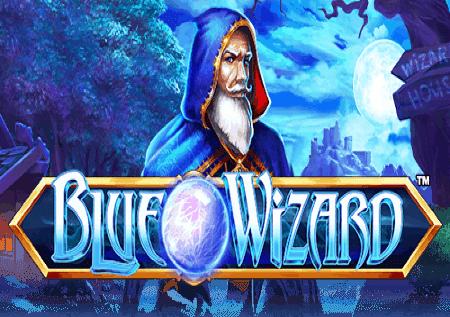 Blue Wizard – shinda jakpoti katika gemu ya kasino!