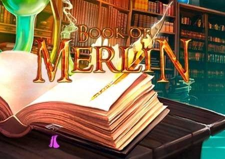 Book of Merlin – sloti ya kasino ya ajabu ikiwa imejaa bonasi!