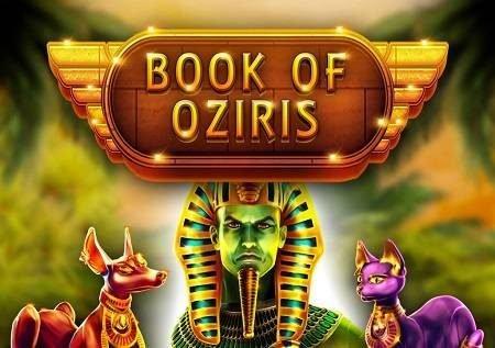 Book of Oziris – vitabu vya moto vinakupatia jokeri!