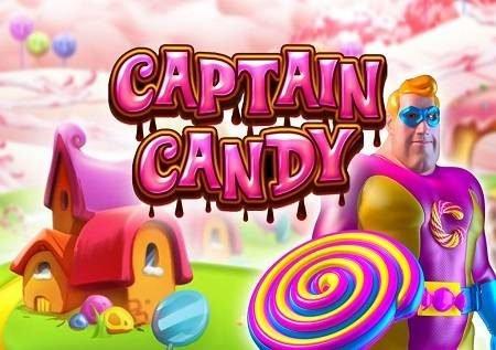 Captain Candy – Sugar Fever inasambazwa na kasino!