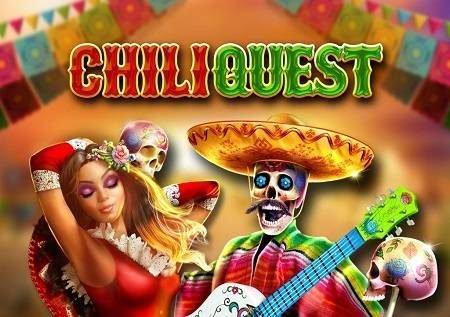 Chili Quest – gemu kubwa ya kasino mtandaoni ikiwa na jakpoti!