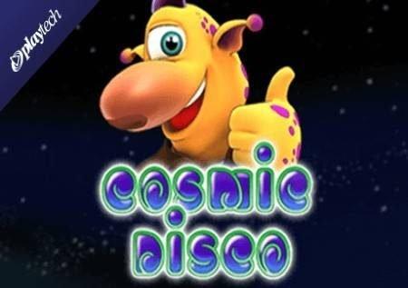 Cosmic Disco – sloti ya video yenye bonasi za angani!