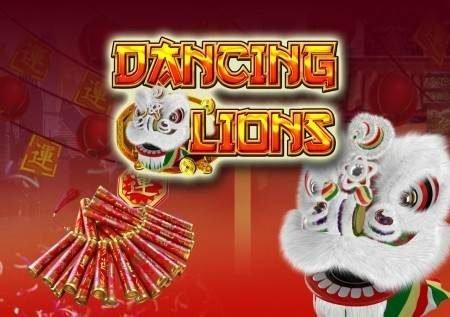 Dancing Lions – ingia katika sherehe ukiwa na gemu ya kasino!