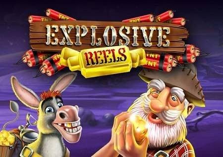 Explosive Reels – msako wa dhahabu unaweza kuanza!