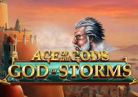 God of Storms – elekea katika hadithi za kale za Ugiriki!