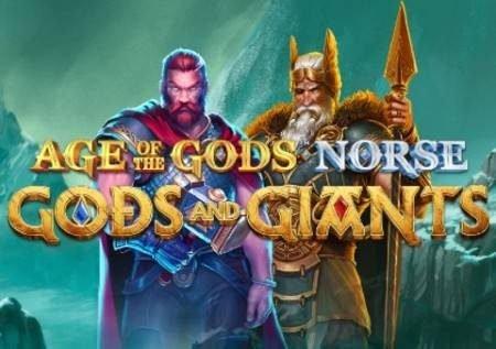 Gods and Giants – gemu ya kasino yenye ushindi mzito!