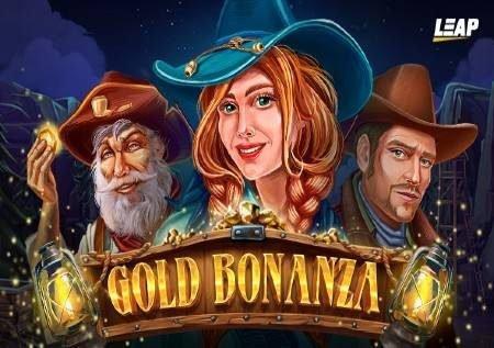 Gold Bonanza – wachimba madini wenye raha wanaleta bonasi kubwa!