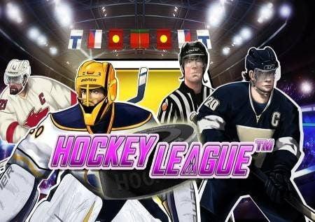 Hockey League – watazamaji wa mchezo wa mpira wa magongo katika sehemu ya barafu