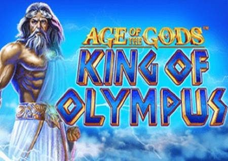 King of Olympus – sloti za Age of the Gods!