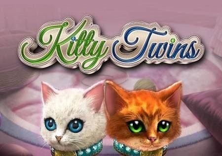 Kitty Twins wanavutia sana na wanahusika katika bonasi!