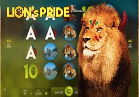 Lions Pride – hisi nguvu ya msitu katika gemu mpya ya kasino