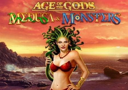 Medusa and Monsters – jakpoti ya Age of the Gods!