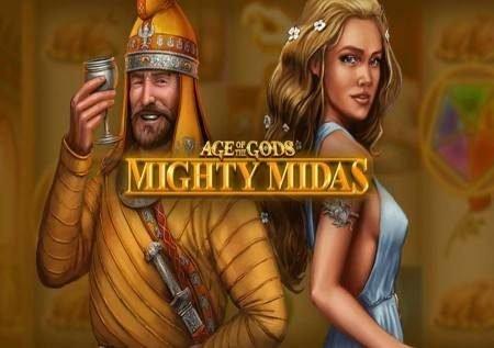 Mighty Midas – sloti ya mtandaoni ya Age of the Gods!