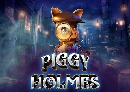 Piggy Holmes – nguruwe mzuri analeta bonasi!