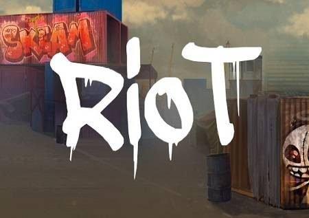 Riot – shiriki katika mgogoro na uchague bonasi kubwa!