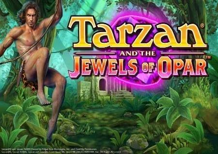 Tarzan and the Jewels of Opar – gemu namba 1 ya kasino!